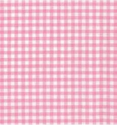 Capri rosa weiß Checker