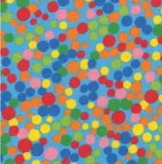 Junge Linie Multi Dots