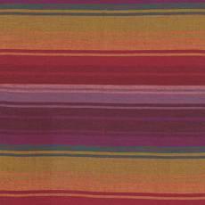 Kaffe Fassett Woven multi stripe exotix warm