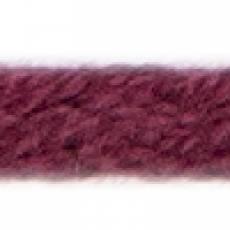 Kordel 3 mm geflochten weinrot
