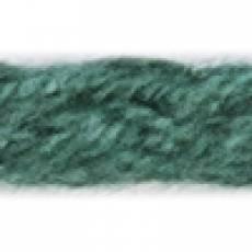 Kordel 3 mm geflochten grün
