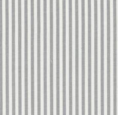 Lyon hellgrau weiß Stripe