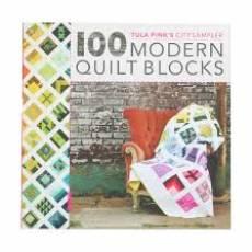 Tula Pink 100 Modern Quilt Blocks