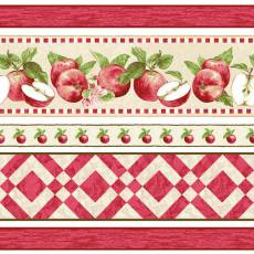 Apple Festival border