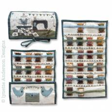 Lynette Anderson Designs My Floss Organizer
