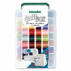 Madeira Quilt Box Aerofil