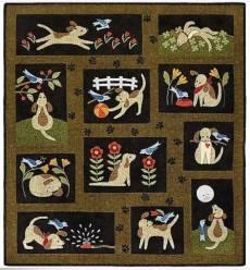 You lucky dog - Bonnie Sullivan Kit
