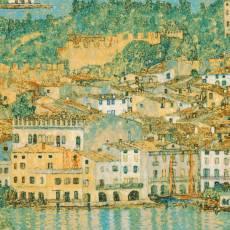 Gustav Klimt - Lake Garda