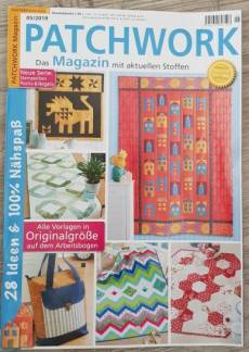Patchwork Magazin 5/2019