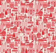 Scandi 2019 houses red