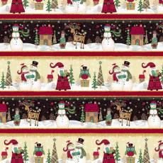Holly Jolly Christmas Border