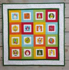 Festive Placement Wandquilt