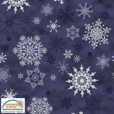 Christmas Wonders  Blue snowflakes