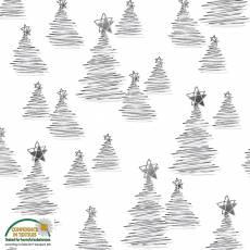 Christmas Wonders  White trees