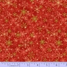 Songbook Jingles Red Snowflake