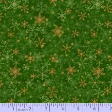 Songbook Jingles Green Snowflake