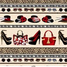 Shoe Love Border