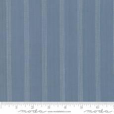 Moda Northport Wovens silky stripe blue