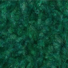Bali Batik farn green