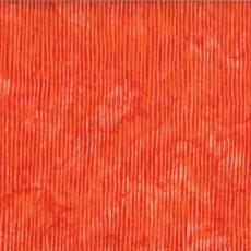 Bali Batik Stripe Tangerine