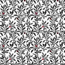 Berry vine white multi