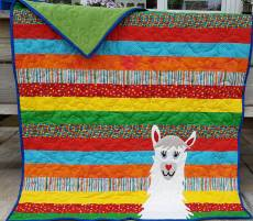 Lama on Stripe