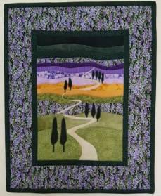 Mini Quilt Provence