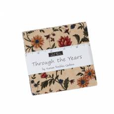 Through the year Blooming -  Charm pack