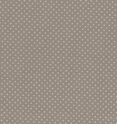 Capri taupe dots