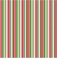 Yuletide Stripe