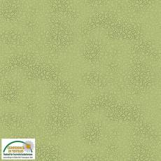 Quilters Basic Pünktchen hellgrün