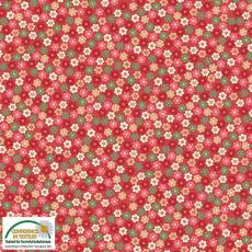 Quilters Combination fleur corall