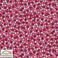 Quilters Combination fleur cherry