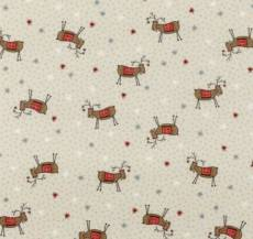 Lynette Anderson - Scandinavian Christmas rudy light grey
