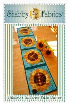 Anleitung Sunflower Talbe Runner