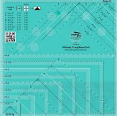 Creative Grids Non-Slip Flying  Geese Ruler