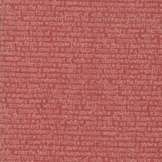Snow bound script red