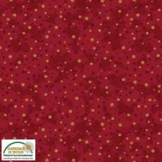Magic Christmas red dots