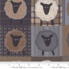 Farmhouse Flanell  sheeps