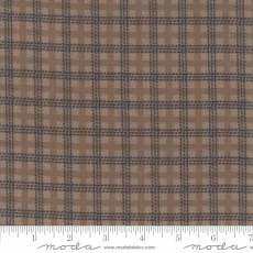 Primitive Gatherings Farmhouse Flanell  country check brown