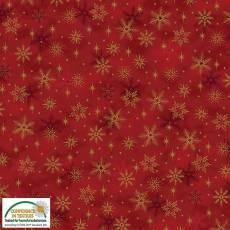 Magic Christmas red cristall