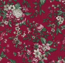 Westfalenstoff Trondheim floral rot