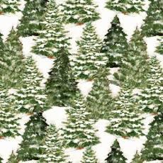 Evergreen Farm trees