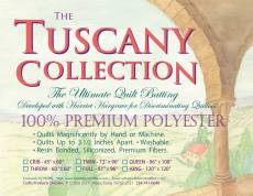 Tuscany 100% Polyester Queen