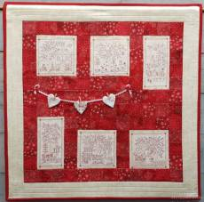 With love - Wandquilt