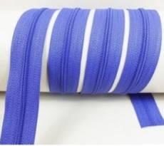 Endlos Reißverschluss 3 mm königsblau