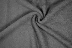 Frottee grau