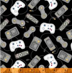 Man cave game controllers