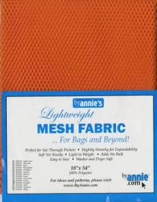 by annie Mesh fabric pumpkin