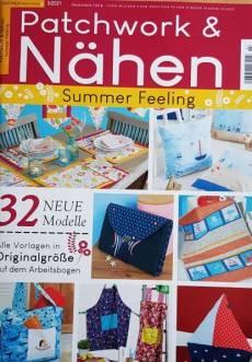 Patchwork & Nähen - Summer Feeling